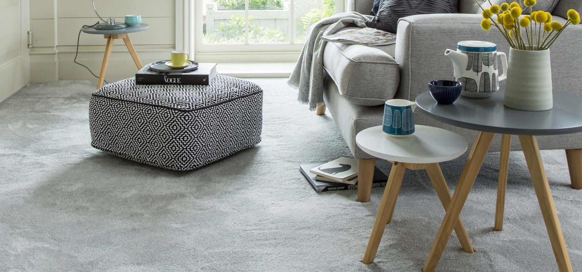 Soft Living Room Carpet