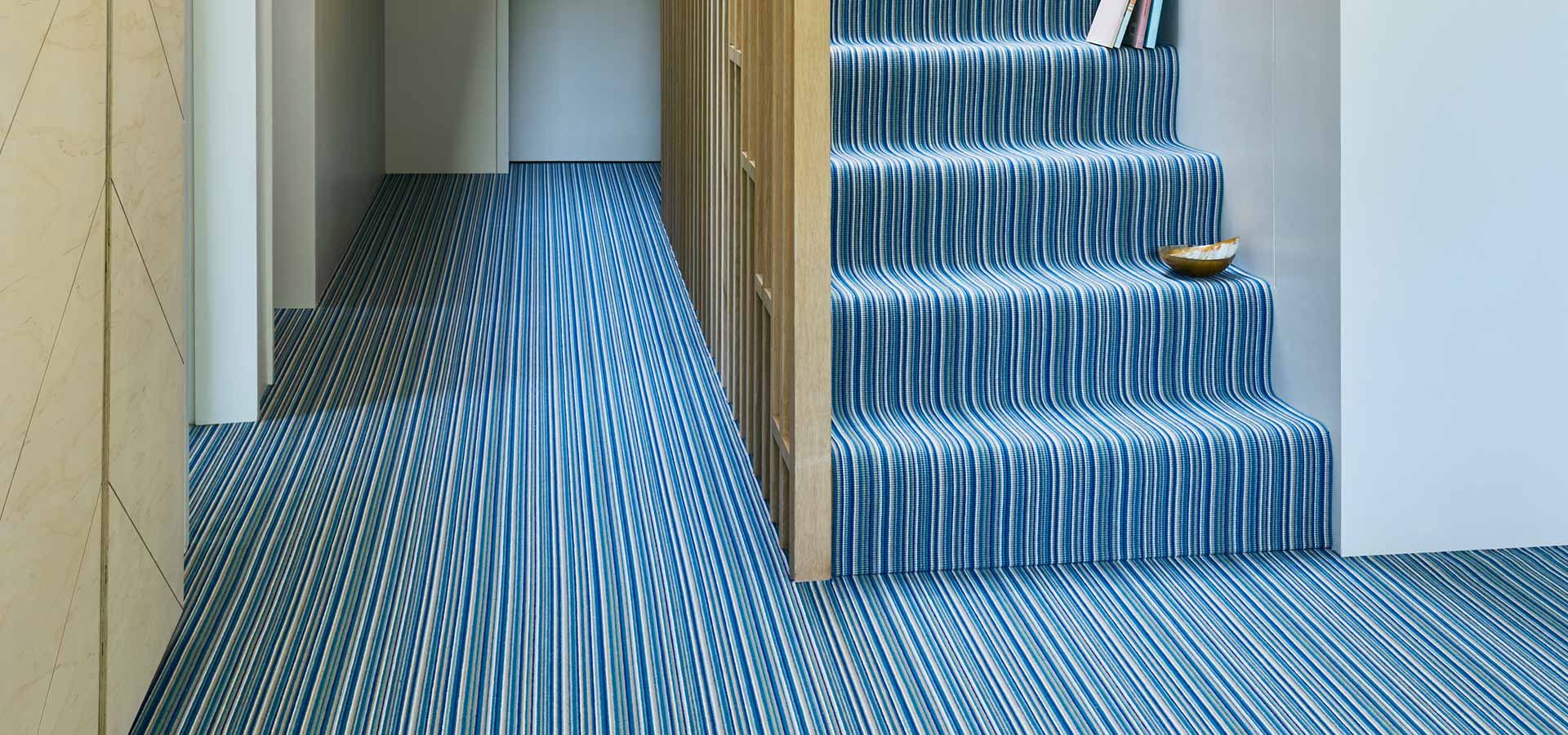 Fitted Hallway Carpet
